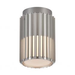 Nordlux 2118006010 Matrix E27 Ceiling Light in Aluminium