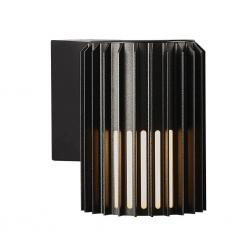 Nordlux 2118011003 Piana Wall Light in Black