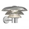 Nordlux 2118071031 Kurnos 35 E27 Wall Light in Galvanized