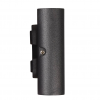 Nordlux 2118181003 Kinver 26 Outdoor LED Wall Light in Black