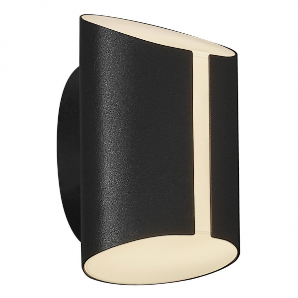 Nordlux 2118201003 Grip SMART LED Outdoor Wall Light in Black