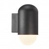 Nordlux 2118211003 Heka Outdoor E27 Wall Light in Black