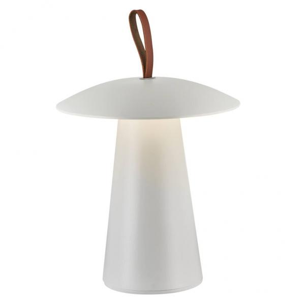 Nordlux 2118245001 Ara To-Go Portable LED Light in White