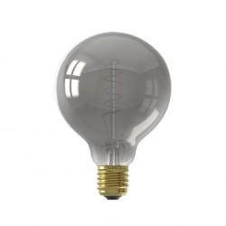 Calex 473883 Smokey LED Dimmable 4W Light Bulb
