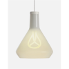 Plumen DTLSW White Drop Cap Top Lamp Shade A Set With Plumen 001 Bulb