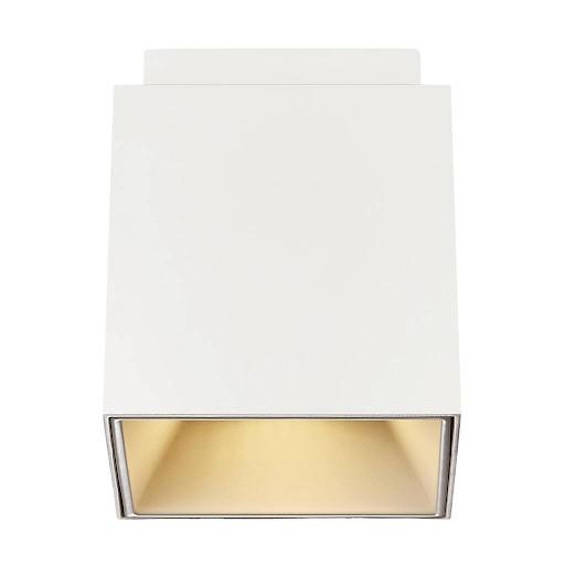 Nordlux 2110400101 Ethan 1-Spot GU10 Ceiling Light in White