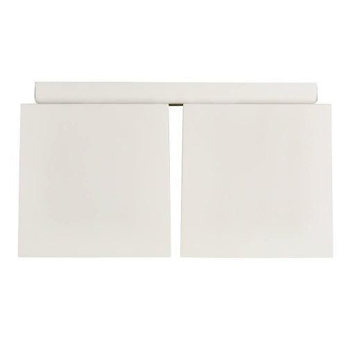 Nordlux 2110410101 Ethan 2-Spot GU10 Ceiling Light in White