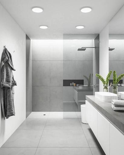 Nordlux 2110736101 Soller 17 Bathroom Ceiling Light in White