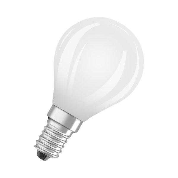 LEDVANCE Osram Parathom Retrofit Classic P 5W 2700K Dimmable E14 Frosted LED Golf Ball Bulb