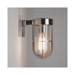 Astro Lighting 1368004 Polished Nickel Cabin Wall Light