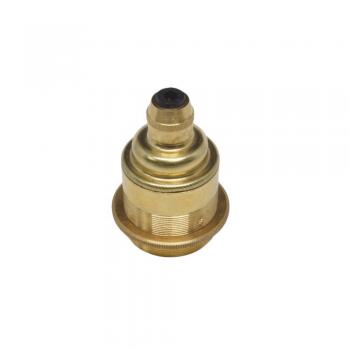 S. Lilley & Son 7600ET Brass Lampholder