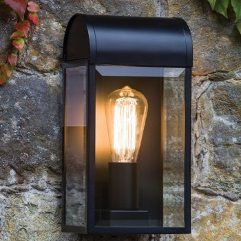 Astro 1339001 Newbury Black Wall Light