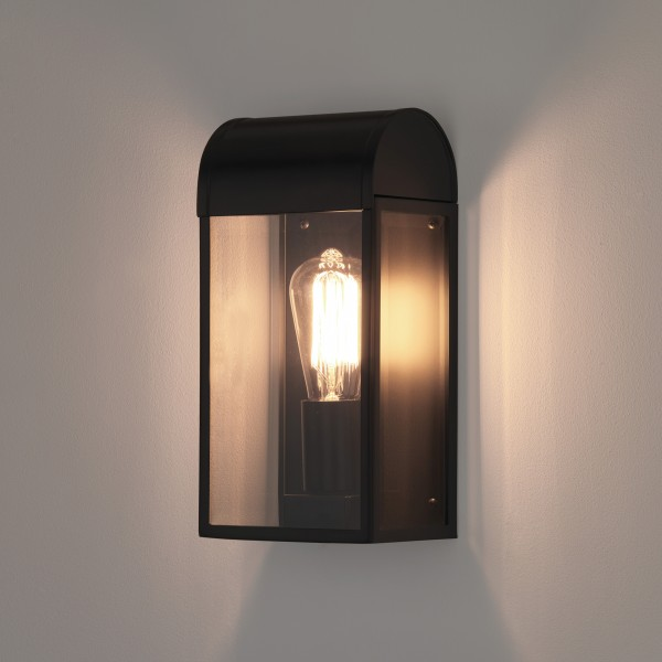 Astro 1339001 Newbury Black Wall Light