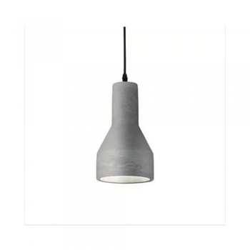 Ideal Lux 110417 OIL-1 SP1 Concrete Pendant
