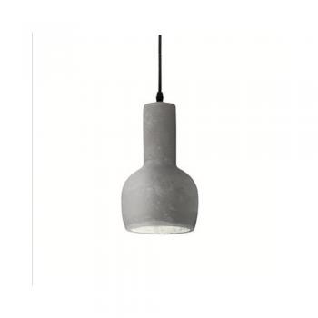 Ideal Lux 110431 OIL-3 SP1 Concrete Pendant
