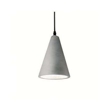 Ideal Lux 110424 OIL-2 SP1 Concrete Pendant