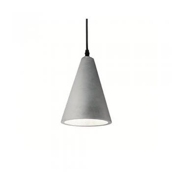 Ideal Lux 110424 OIL-2 SP1 Concrete Pendant