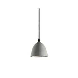 Ideal Lux 110462 OIL-4 SP1 Concrete Pendant
