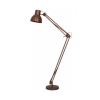 Light & Living 1816749 Lobby Vintage Copper Floor Lamp
