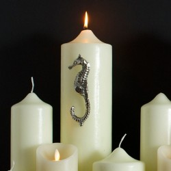 Culinary Concepts UA-CPSH-L Seashore Seahorse Candle Pin