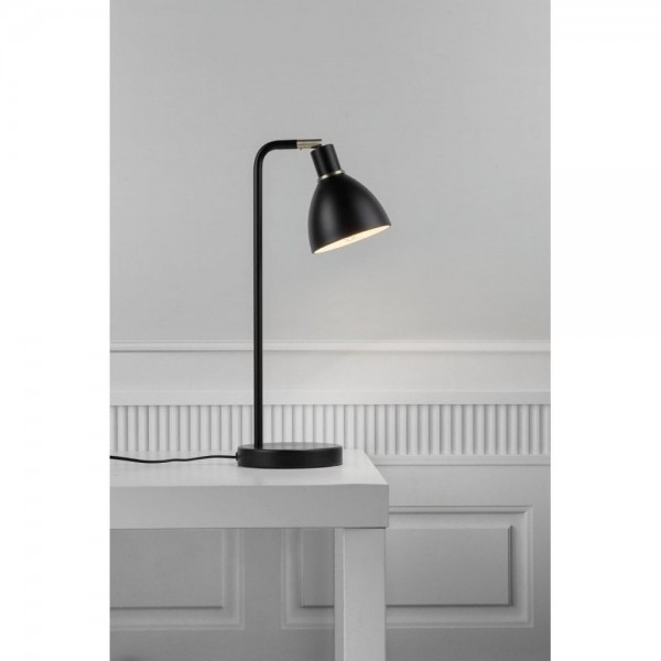 Nordlux 63201003 RAY Black Metal Lamp