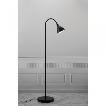 Nordlux 63214003 RAY Black Metal Floor Lamp