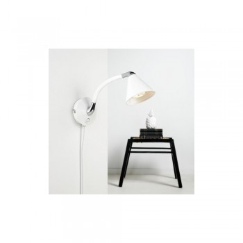 Nordlux 75269901 White BALI Wall Light