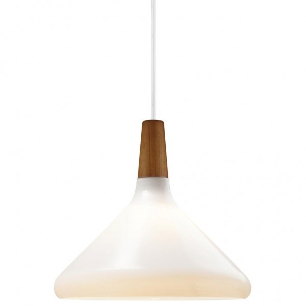 Nordlux DFTP 78213001 FLOAT 27 White Glass