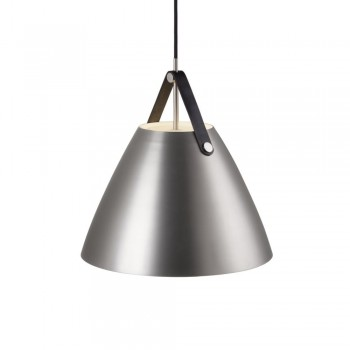 Nordlux DFTP 84343032 STRAP 36 Brushed Steel Pendant