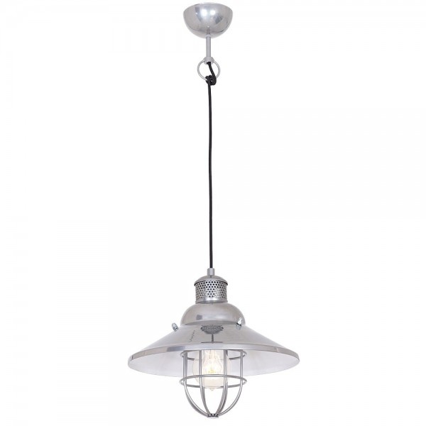 Culinary Concepts LX-SHIP-CHR Ships Pendant Light in Chrome
