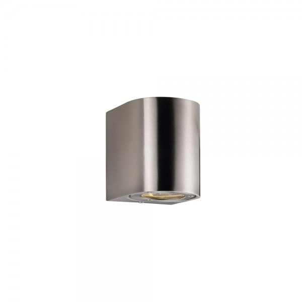 Nordlux Canto 77571034 Stainless Steel Wall Light