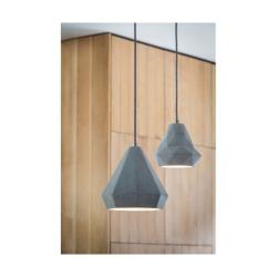 Light & living Devika 3065225 Concrete Pendant