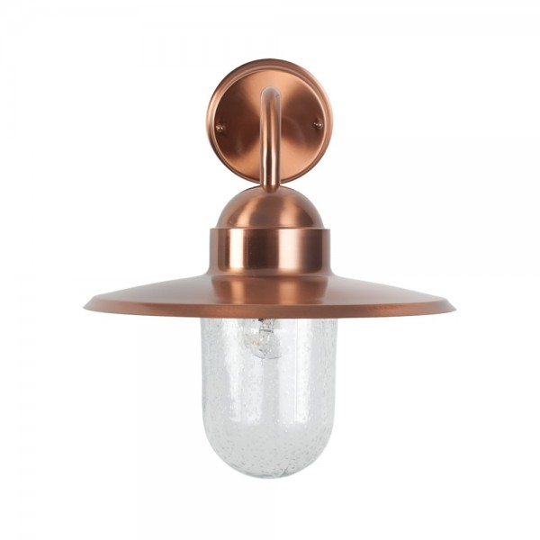 Pacific Lifestyle 40-015 Copper Fisherman Outdoor Wall Light