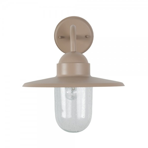 Pacific Lifestyle 40-013 Taupe Fisherman Outdoor Wall Light