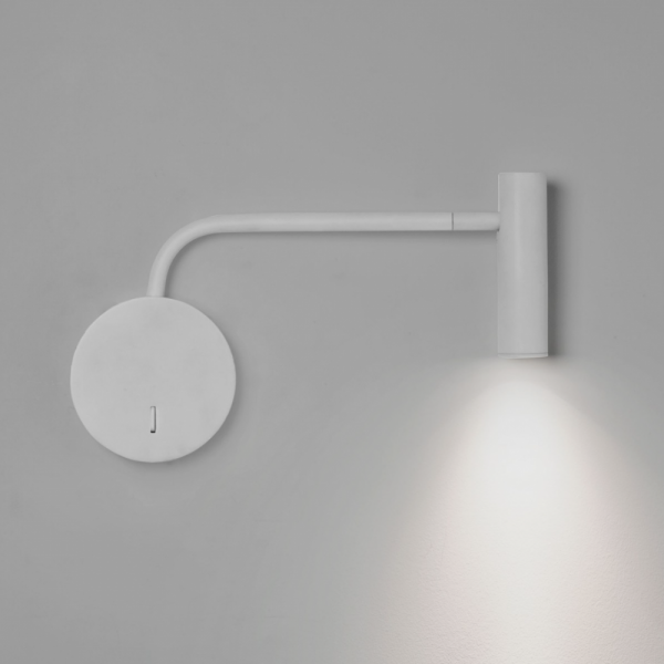 Astro 1058032 Enna Wall Light in White