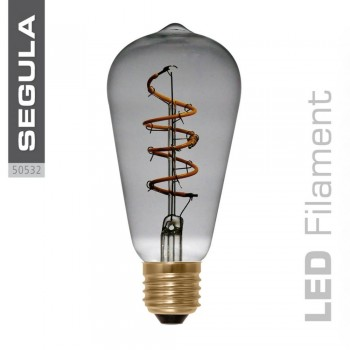 Segula 50532 LED, Dimmable Spiral Filament Lamp