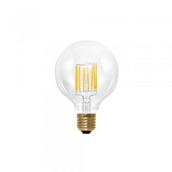 Segula 50283 LED, Dimmable 95mm Clear Glass Globe