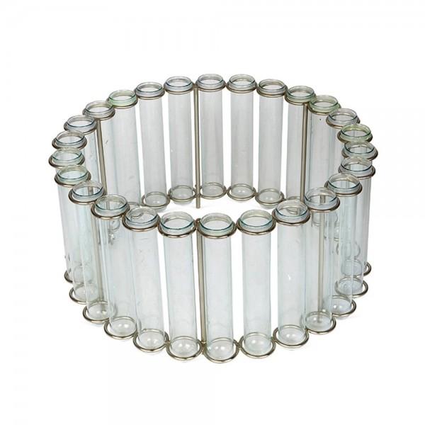 Culinary Concepts TTCRL Circular Test Tube Vase