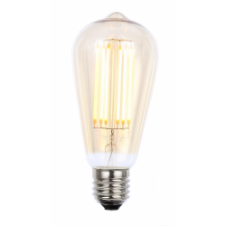 Forum Lighting ST64-LED-TNT Vintage LED Filament Lamp