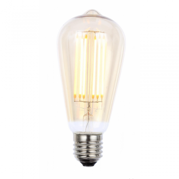 Forum ST64-LED-TNT Vintage LED Filament Lamp