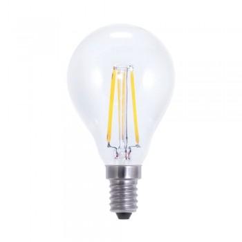 Segula 50323 LED Clear Glass SES Lamp