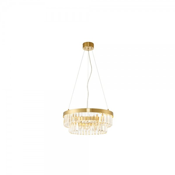 Endon Lighting 67774 Elise Ring Pendant 16W in Warm White