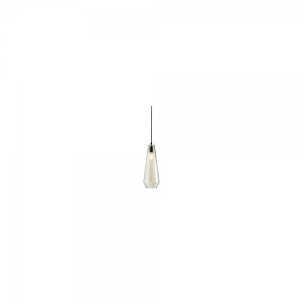 Endon Lighting 61501 Gibson 1lt pendant 60W