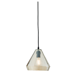 Endon Lighting 61502 Gibson 1lt 60W pendant