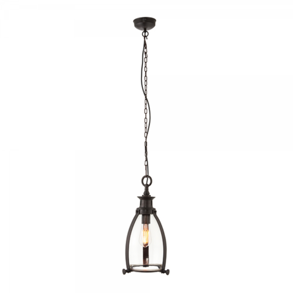 Endon Lighting 69765 Storni 210mm 40W Pendant