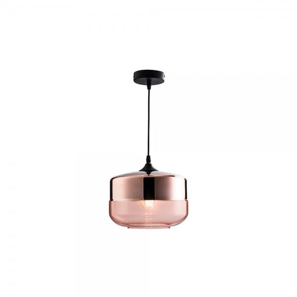 Endon Lighting 60182 Willis 1lt 60W pendant