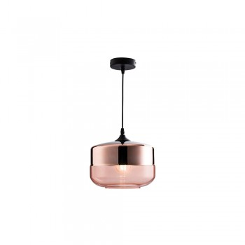 Endon Lighting 60182 Willis 1lt 60W pendant
