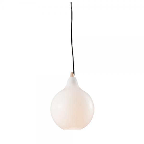 Endon Lighting 61507 Agassi 1lt 60W Pendant