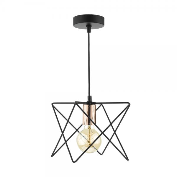 Dar Lighting MID0122 Midi Pendant