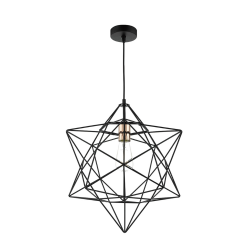 Dar Lighting LUA0122 Luanda Pendant